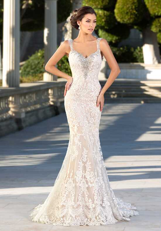 IVOIRE by KITTY CHEN MAKAYLA, V1602 Sheath Wedding Dress