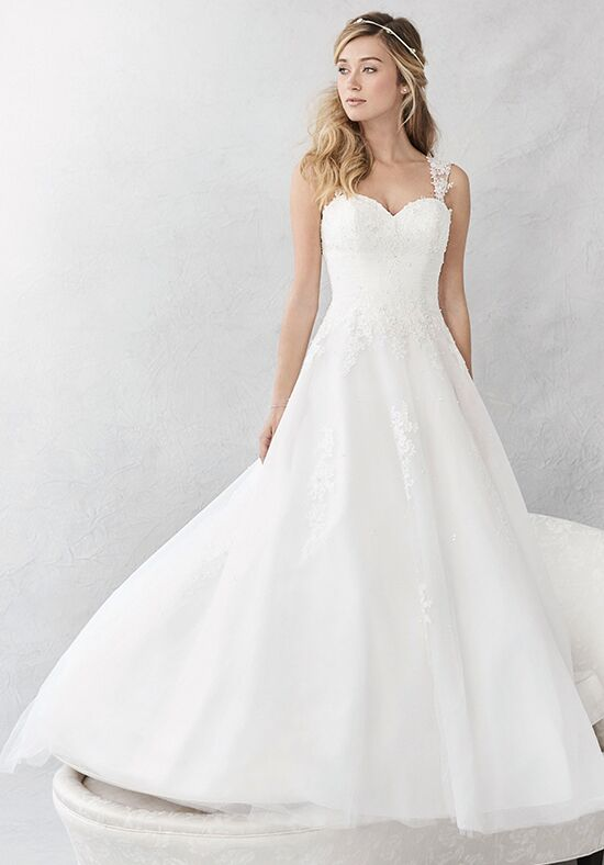 Kenneth Winston: Ella Rosa Collection BE378 Ball Gown Wedding Dress