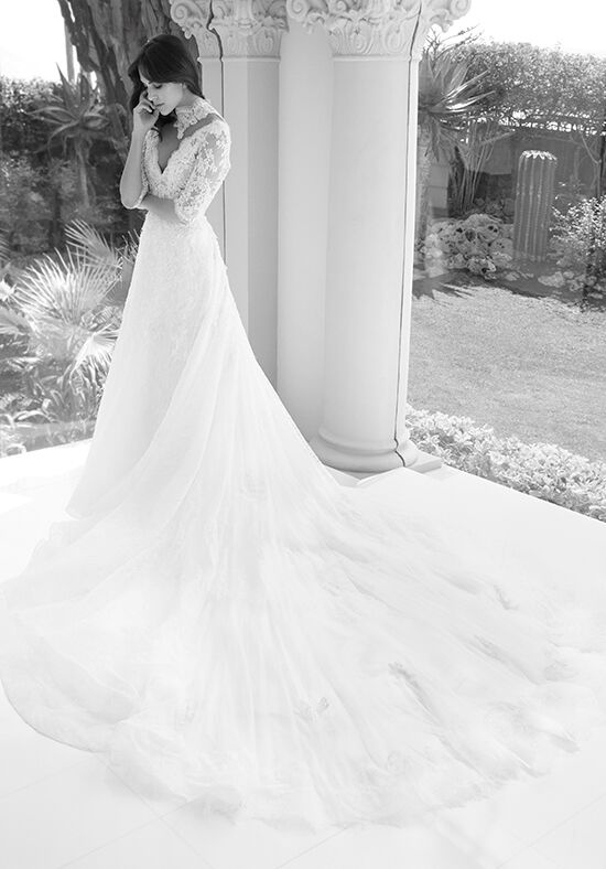 Alessandra Rinaudo Collection LODOVICA AR 2018 A-Line Wedding Dress