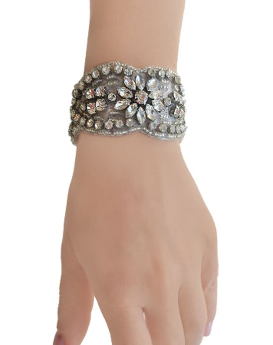 Nina Bridal Wedding Jewelry Rilla Wedding Bracelet photo