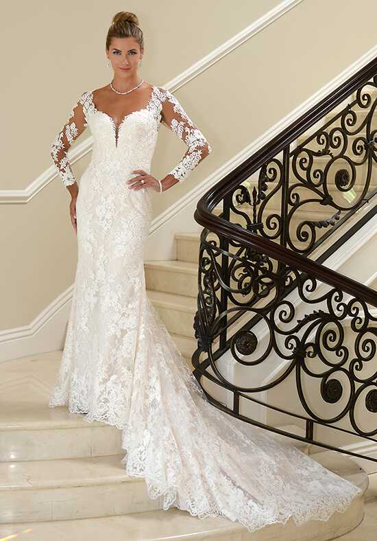 Venus Bridal VE8374N Mermaid Wedding Dress