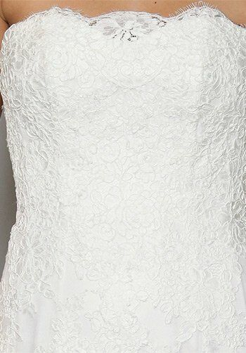 Anne Barge Fairfield A-Line Wedding Dress