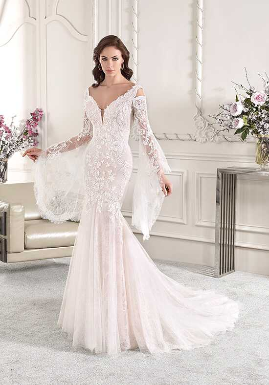 Demetrios 864 Mermaid Wedding Dress