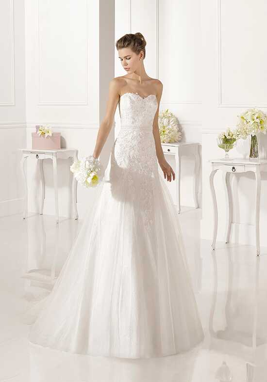 Adriana Alier Zante A-Line Wedding Dress