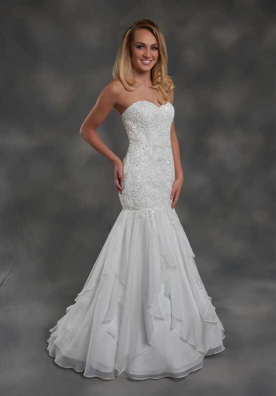 Wedding by Mary's Bridal 2652 Mermaid Wedding Dress