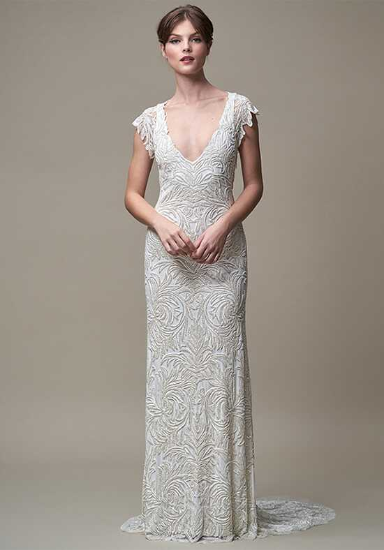 Sheath wedding dresses jenny yoo collection hazel sheath wedding dress junglespirit Choice Image
