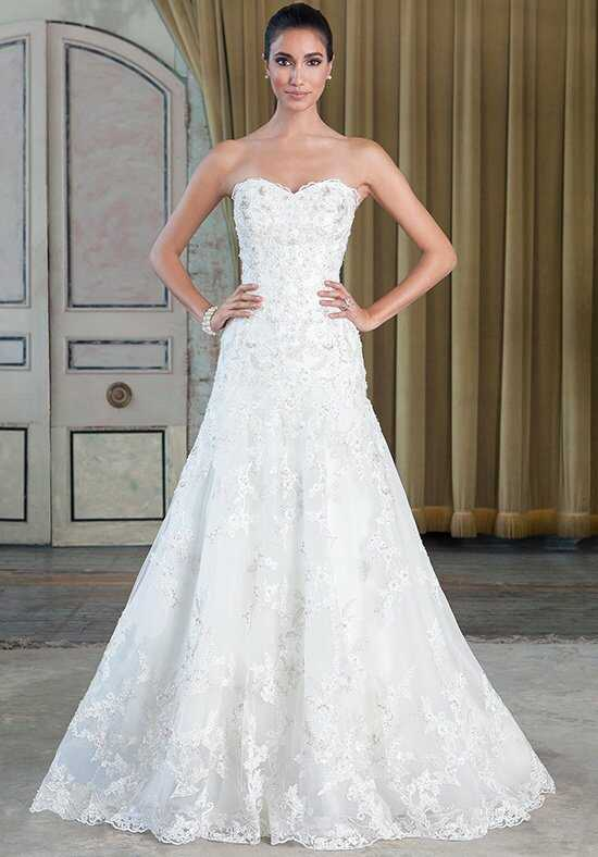 Justin Alexander Signature 9781 Ball Gown Wedding Dress