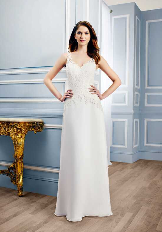 Moonlight Tango T748 A-Line Wedding Dress