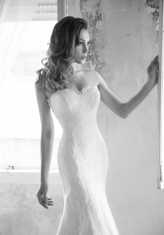LOVE by Pnina Tornai for Kleinfeld 33243338 Mermaid Wedding Dress