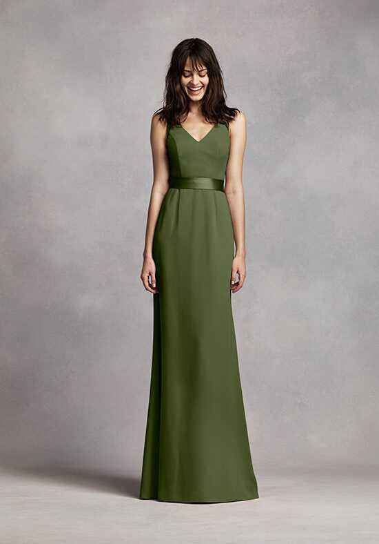 V-Neck Bridesmaid Dresses