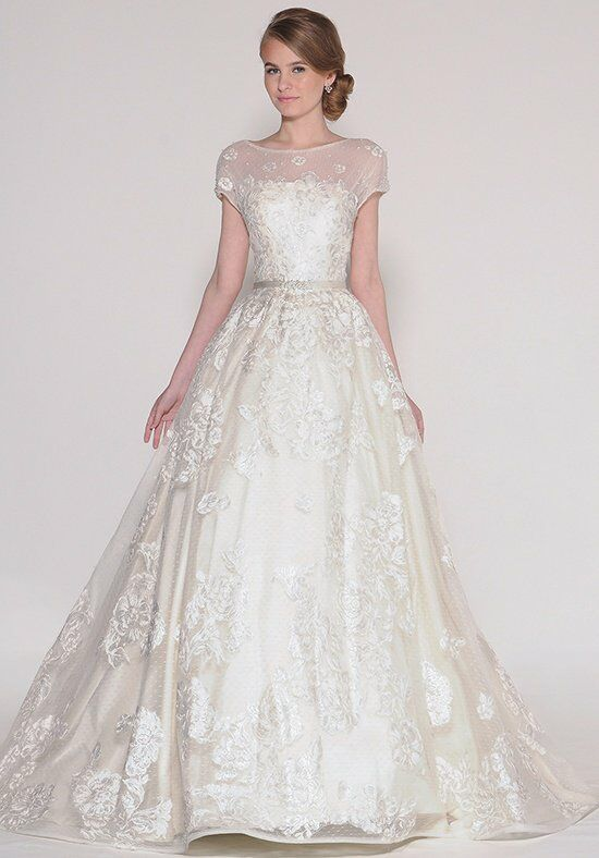"Eugenia 4009- ""Sylvia"" Ball Gown Wedding Dress"