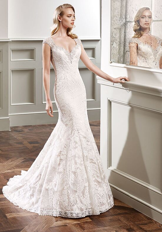 Eddy K MD 178 Mermaid Wedding Dress
