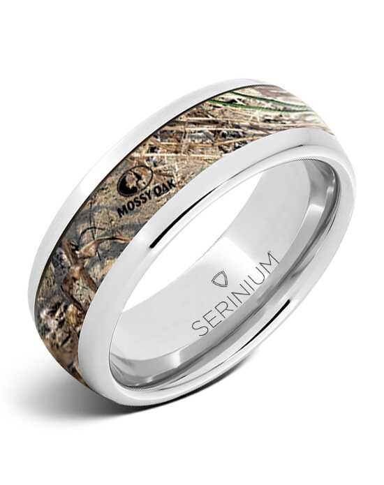 Serinium® Collection Drake — Mossy Oak® Duck Blind Serinium® Ring-RMSA002365 Serinium® Wedding Ring