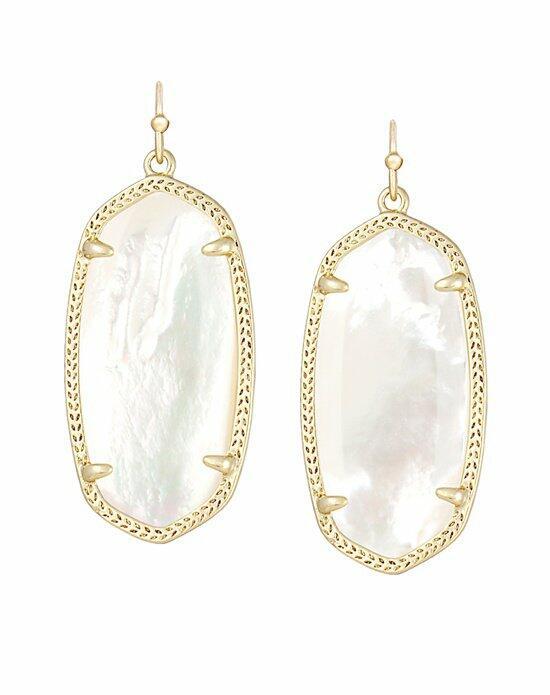 Drop wedding earrings for Kendra scott fine jewelry