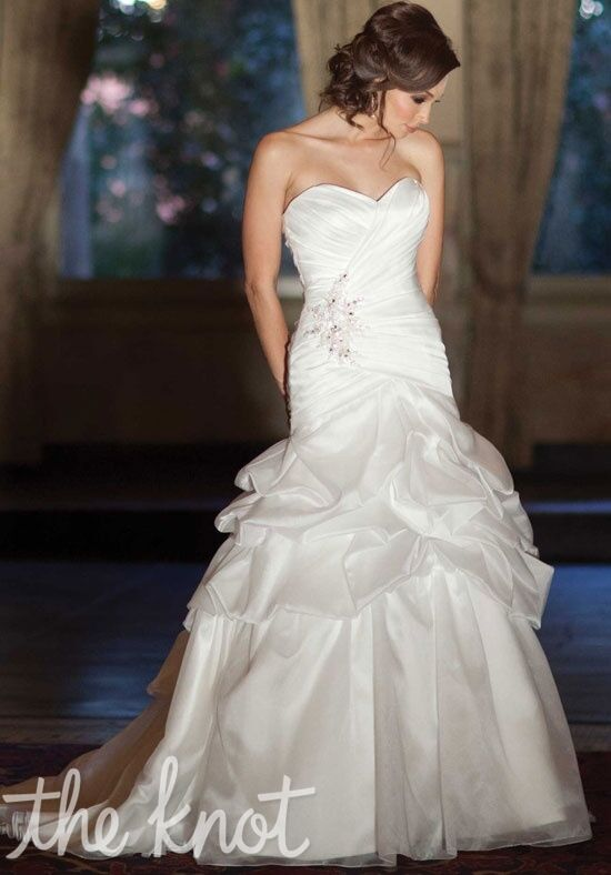 semi haircuts kenneth winston 1448 wedding dress the knot 1448