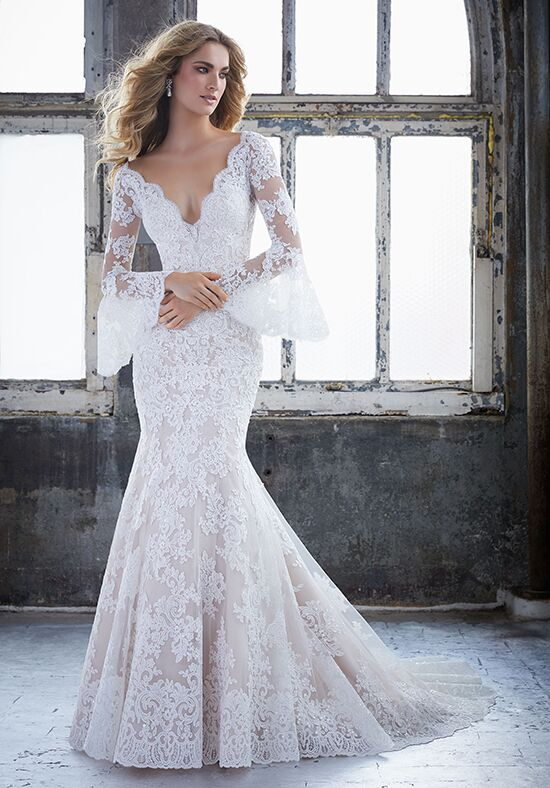 Morilee by Madeline Gardner Kendall/ 8221 Mermaid Wedding Dress
