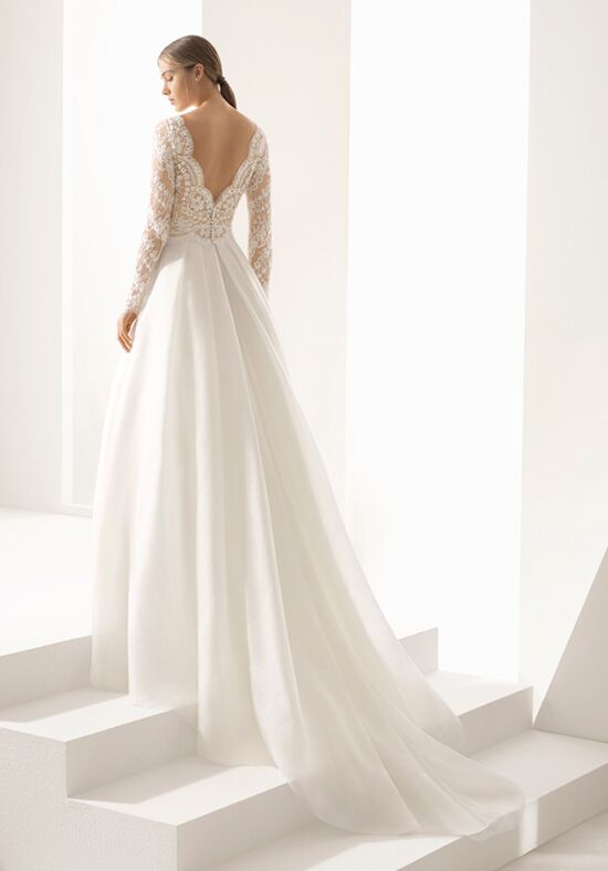 Rosa Clara Couture PATRICIA A-Line Wedding Dress
