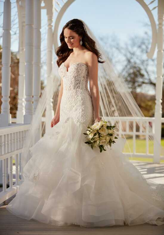 Martina Liana 890 Mermaid Wedding Dress