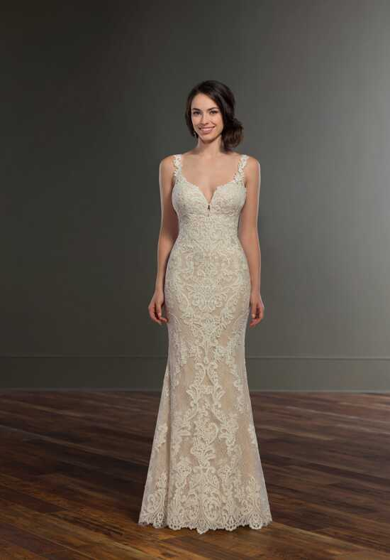 Martina Liana 946 Sheath Wedding Dress