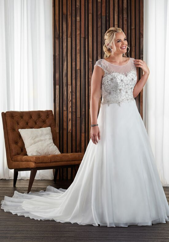 Unforgettable by Bonny Bridal 1705 A-Line Wedding Dress