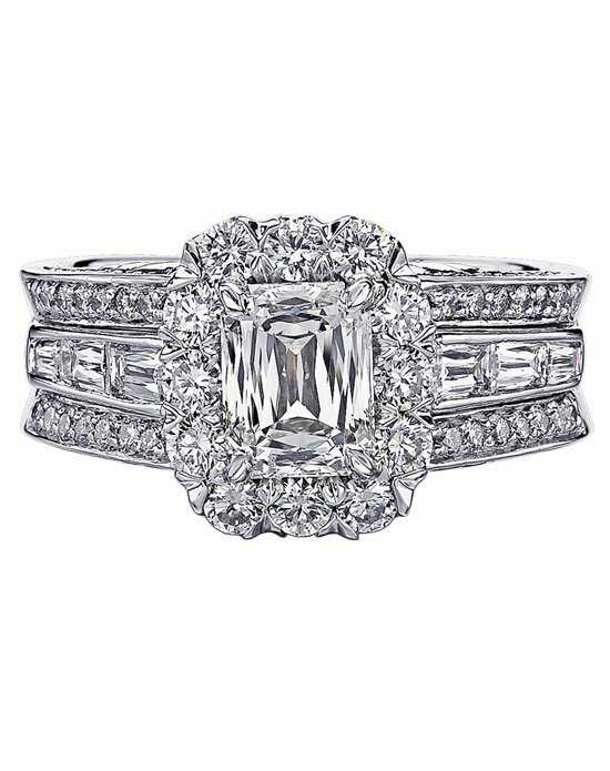 Christopher Designs 76RSB-EC100 Engagement Ring photo