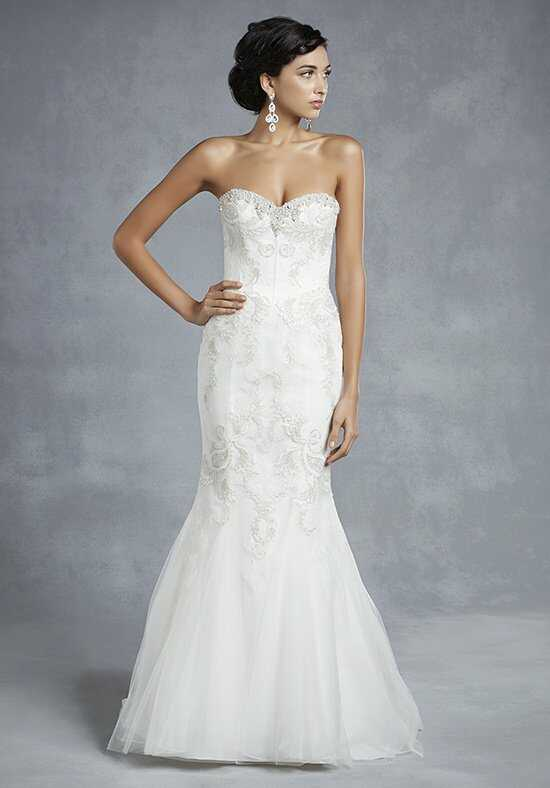 Beautiful BT15-23 Mermaid Wedding Dress
