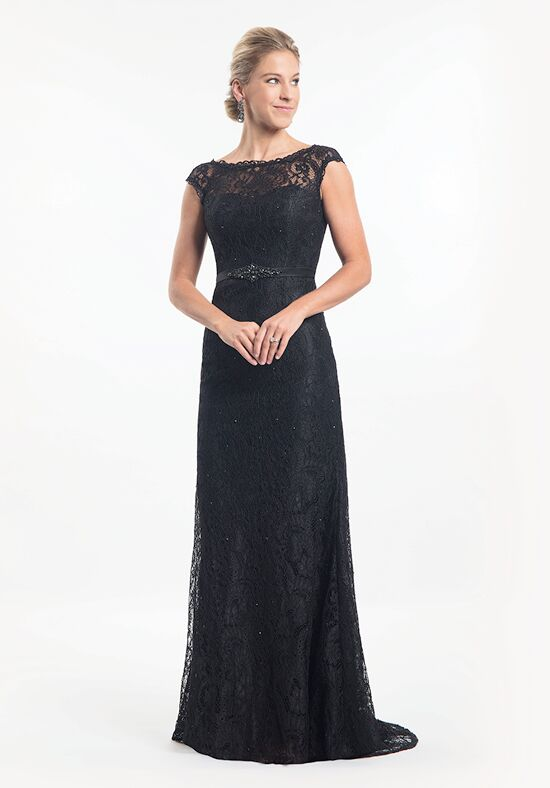 Mothers by Mary's Bridal MB8015 Black Mother Of The Bride Dress