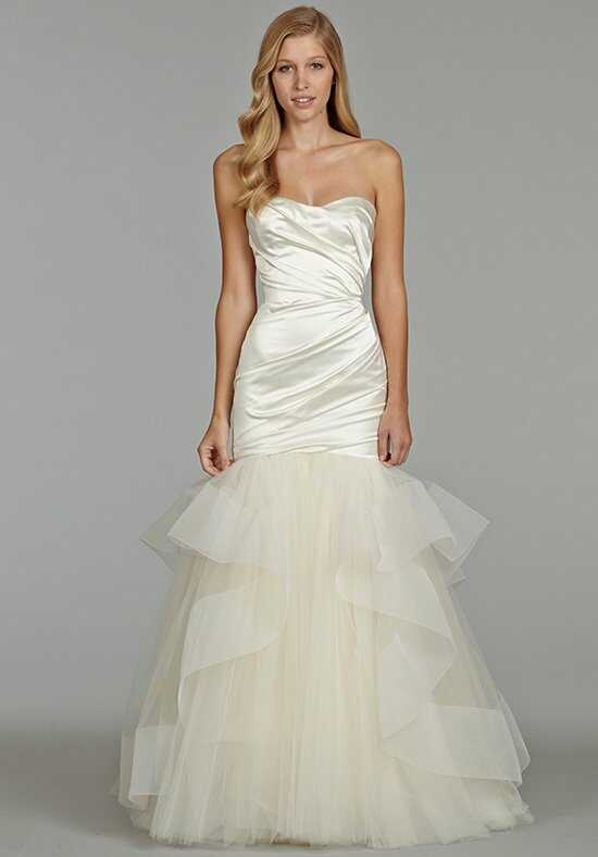 Jim Hjelm 8403 Mermaid Wedding Dress
