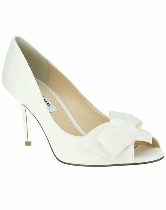 Nina Bridal Wedding Accessories Fraser Ivory Shoe