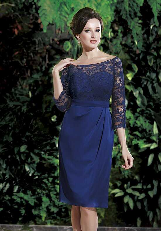 Jasmine Black Label M160007 Blue Mother Of The Bride Dress