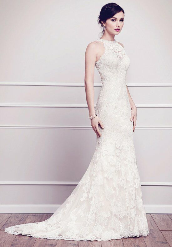 Kenneth Winston 1580 Mermaid Wedding Dress