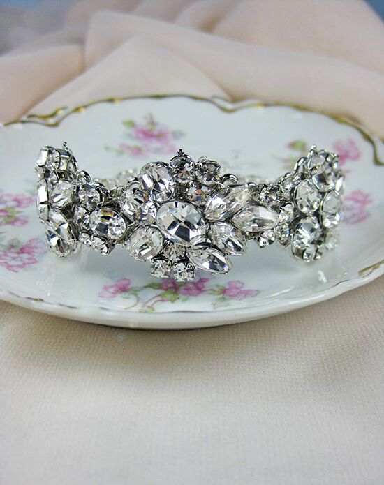 Everything Angelic Ming Cuff Bracelet - b187 crystal Wedding Bracelet photo