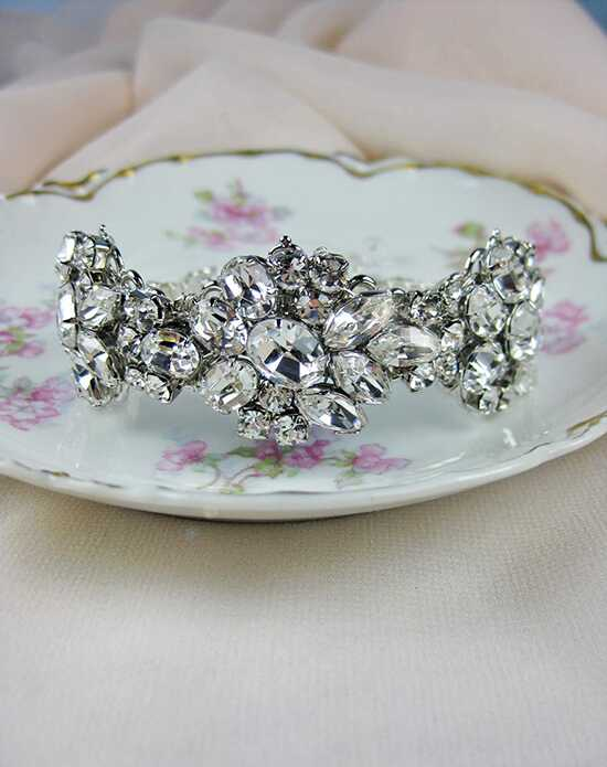 Everything Angelic Ming Cuff Bracelet - b187 crystal Wedding Bracelets photo