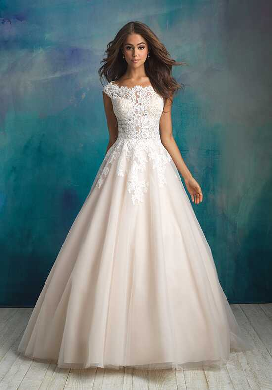 Allure Bridals 9520 Ball Gown Wedding Dress