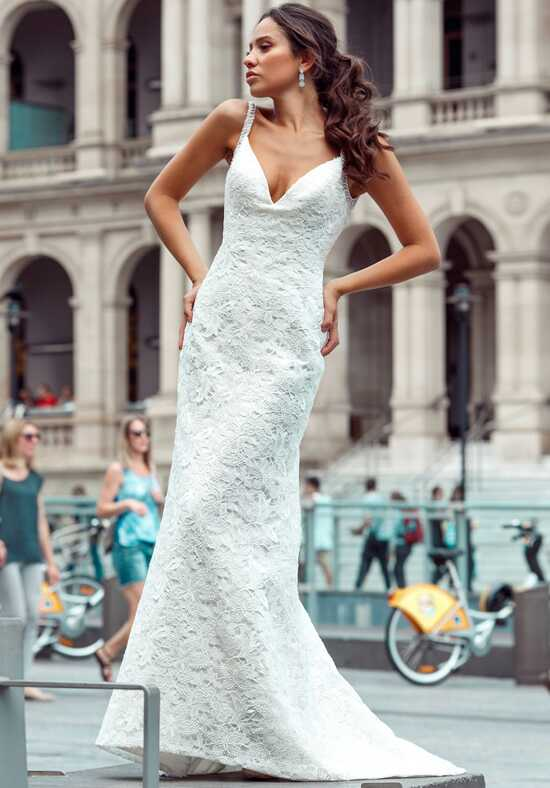 Mia Solano M1719Z A-Line Wedding Dress