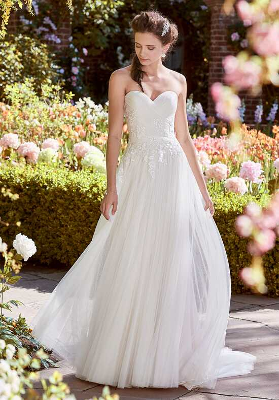 Rebecca Ingram Hilary A-Line Wedding Dress