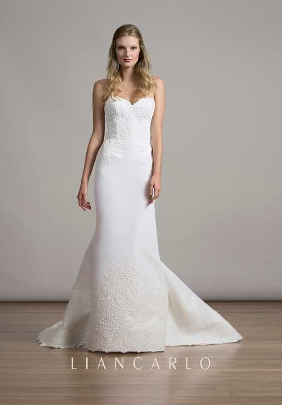 LIANCARLO 6872 Mermaid Wedding Dress