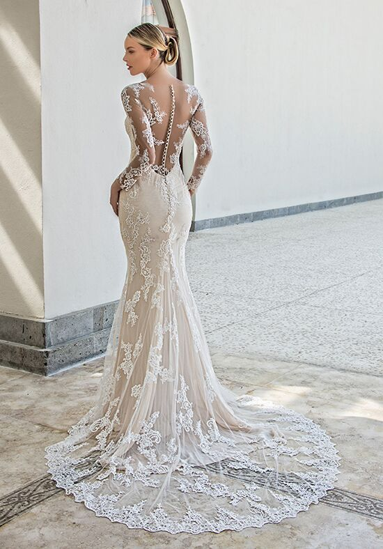 Blue By Enzoani Kate Wedding Dress The Knot