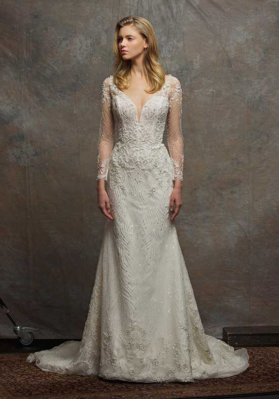 Enaura Bridal Couture ES761 - Amy Mermaid Wedding Dress
