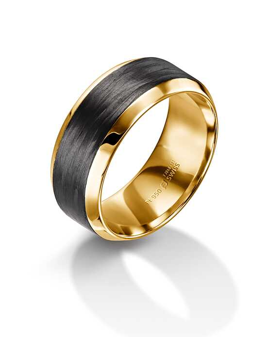 Furrer Jacot Wedding Bands 71-29120 Rose Gold Wedding Ring