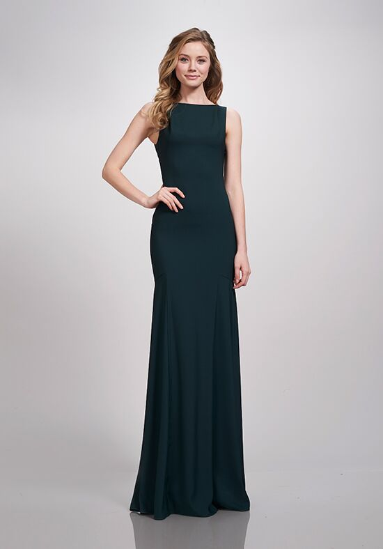 THEIA Bridesmaids Bianca Bateau Bridesmaid Dress