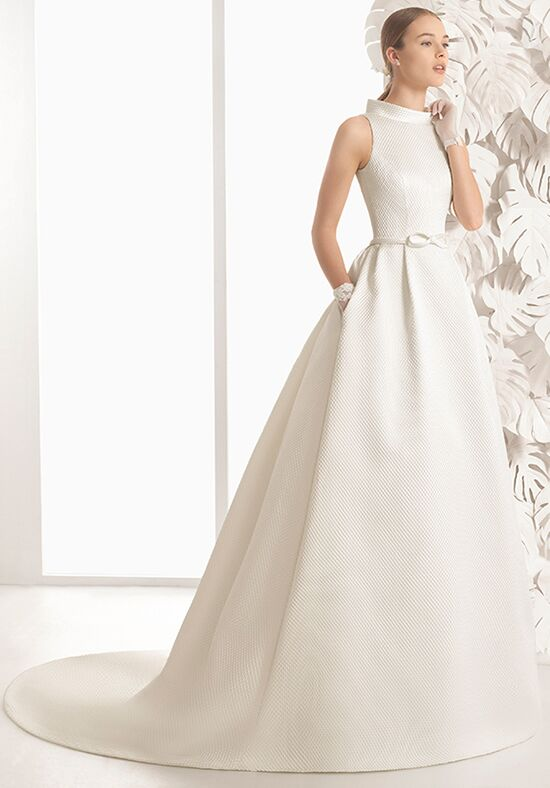 Rosa Clará Nelly A-Line Wedding Dress