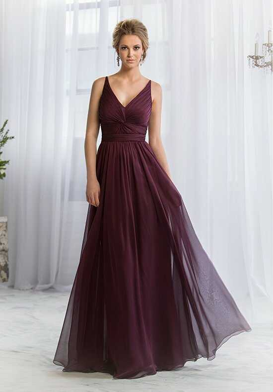 Belsoie L164052 V-Neck Bridesmaid Dress