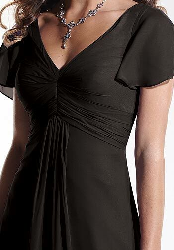 Christina Wu Celebration 22442 V-Neck Bridesmaid Dress