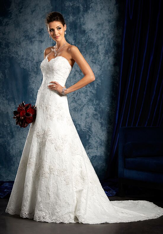 Alfred Angelo Sapphire Bridal Collection 801 Wedding Dress