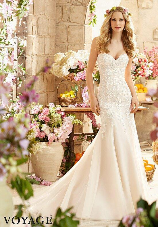 Voyage by Madeline Gardner 6807 Wedding Dress photo