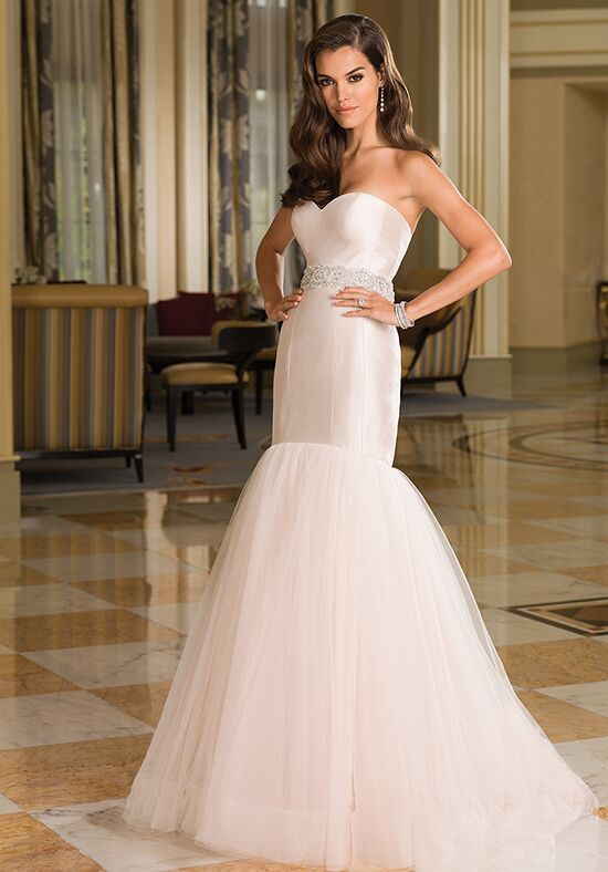 Justin Alexander 8851 Mermaid Wedding Dress