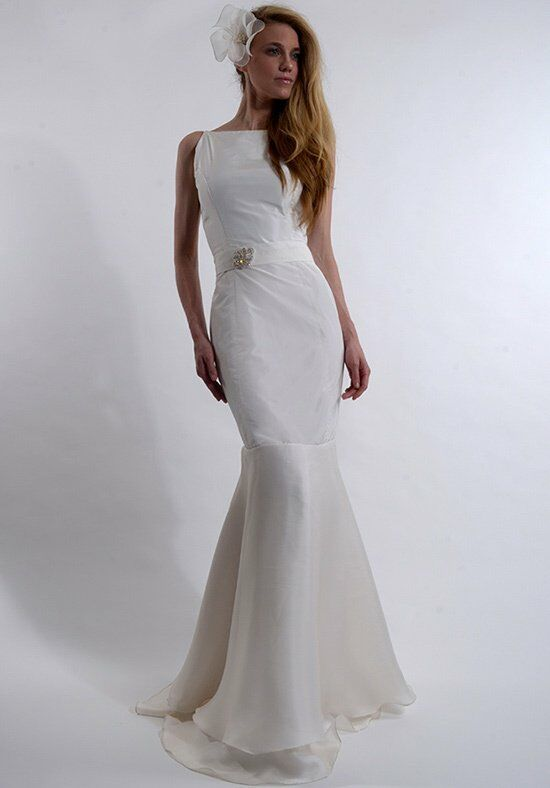 Elizabeth St. John Moonlight Mermaid Wedding Dress