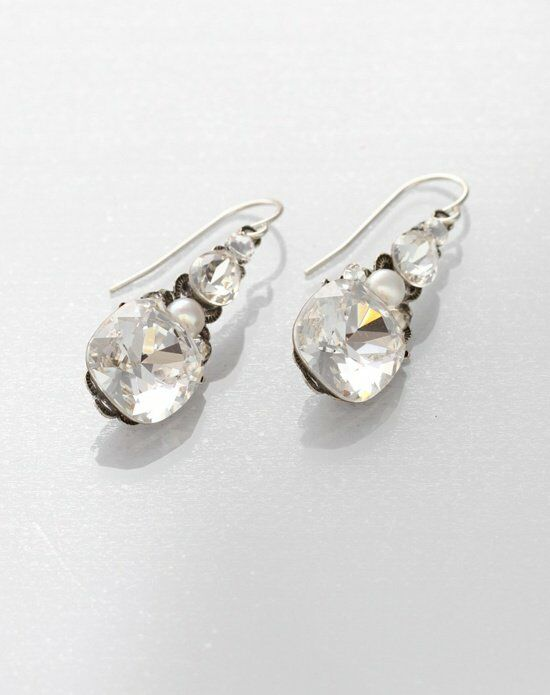 MEG Jewelry Brooke Earrings Wedding Earring photo