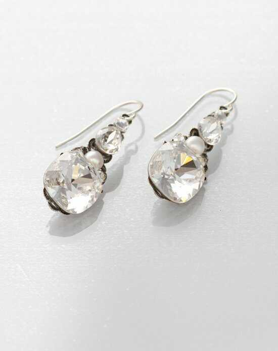 MEG Jewelry Brooke Earrings Wedding Earrings photo